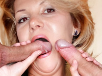 Double Blowjob-Double Fun